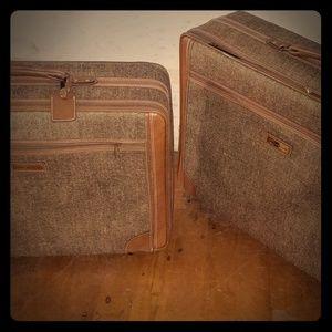3 Pc Traveler's Choice Luggage Set